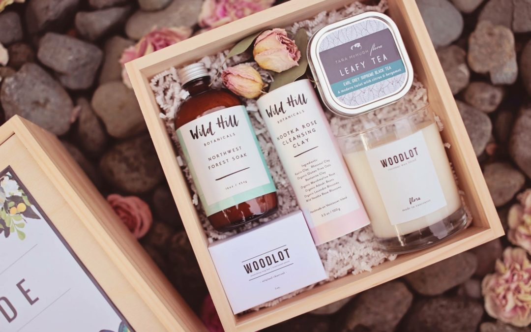 Gift Box Feature – Wild Hill Botanicals