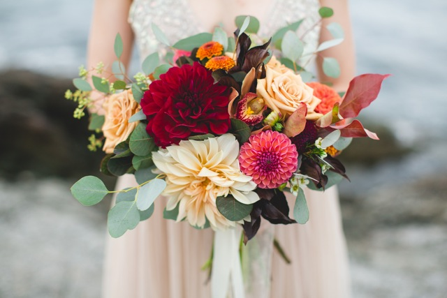 West Coast Autumn Elopement