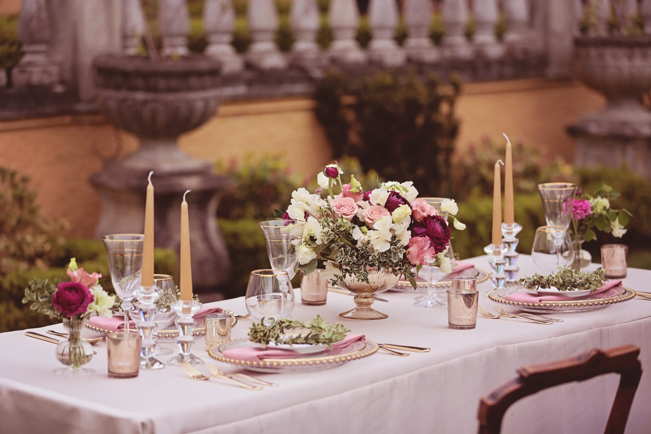 Styled Shoot – Villa Marco Polo