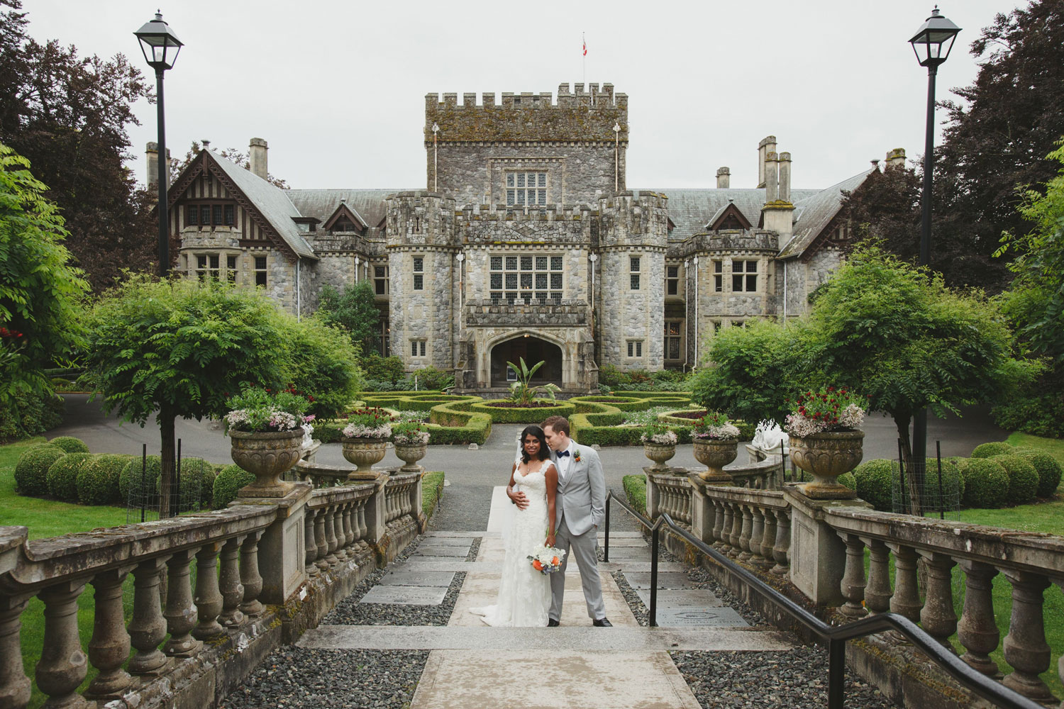 Hatley Castle Wedding – Victoria, BC