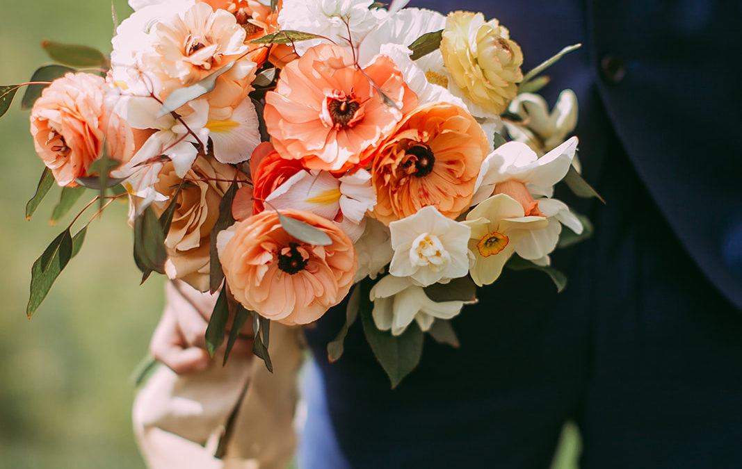 Three Easy Tips for a Sustainable Wedding